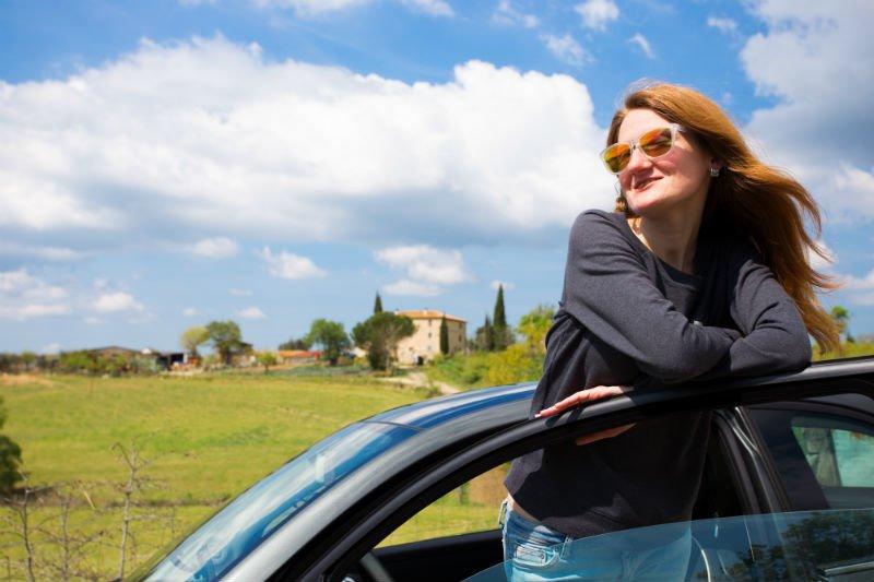 5 ting man skal se, når man er på bilferie i Italien