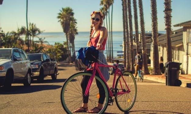 Gode råd når du har cyklen med på bilferie