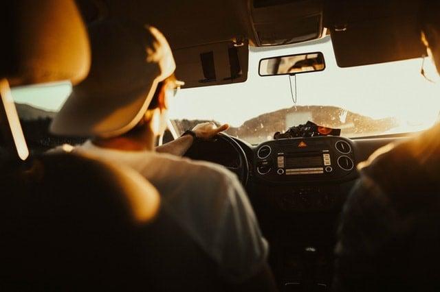Tag på kør-selv-ferie med gutterne
