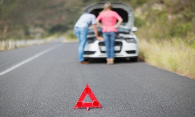 Tjek bilen, før du tager på bilferie