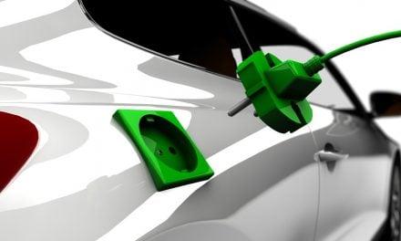 Nyt moderne bilhus i Næstved er skræddersyet til el- og hybridbiler