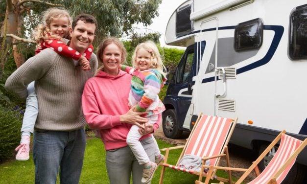 Bliv forberedt til campingturen i sommerferien