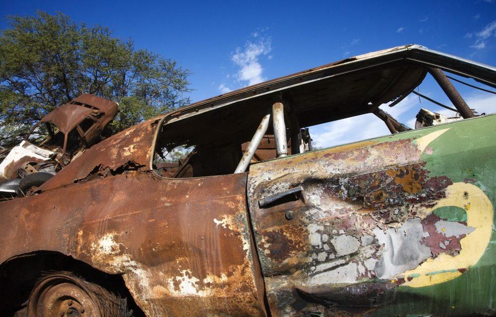 Sørg for at rust ikke sætter en stopper for din næste bilferie